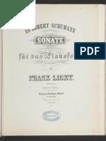 IMSLP12726-Liszt - S178 Sonata in B Minor Breitkopf 1st Ed