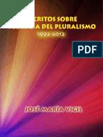 Vigil José María Escritos Sobre Teología Del Pluralismo
