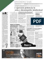 Ejercicio Físico y Capac. Intelectual (Jun 2007)