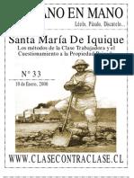 De Mano en Mano Nº33 (10 de Enero de 2006)