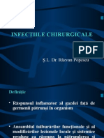 Infectiile chirurgicale