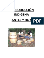 La Producción Indígena