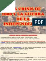 2.- CRISIS DEL ANTIGUO RÉGIMEN