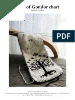 Tree of Gondor Knitting Pattern
