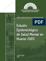 ESTUDIO EPIDEMIOLÓGICO DE SALUD MENTAL EN HUARAZ 2003.pdf