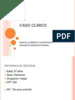 Caso Clinico Leptospira