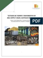 Estudio de Tiempo y Movimiento en Dhl Supply Chain-paper Logistica Definitivo