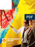 Sustainability Report SHELL