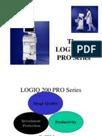 GE Logiq 200 Pro Training