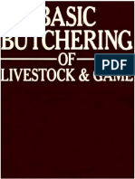 Butchering