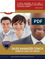Sales Manager Coach