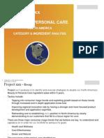 Project X - BPC Ingredient Analysis