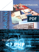 2. Introduccion a Php