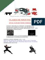 Clases Ninjutsu 2008
