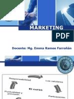 Marketing USS 2012