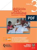 Guia 3 Ruta Para Desarrollar Proyectos Pedagogicos