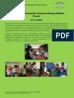 Diplomado en Estimulación Temprana Enfoque Doman 2014