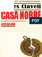 Casa Nobre Vol 1 James Clavell