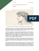 La Vida de Eleanor Marx, Madre Del Feminismo Socialista