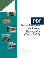 Demografia Pesca 2007 Aysén