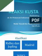 Pr Klasifikasi KUSTA