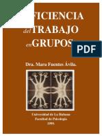 La Eficiencia Del Trabajo en Grupos - Mara Fuentes