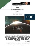 Cuarto Milenio - Índice Temporada 3
