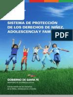 Guia Del Sistema de Protección de Derechos de Niñez, Adolescencia y Familia