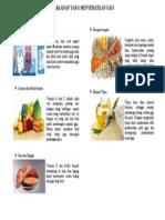 Makanan Yang Menyehatkan Gigi