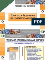 Calidad y Seguridad 2014