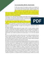 El Enclave Salitrero y La Economía Chilena