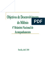 Tema 6 - Objetivos de Desenvolvimentodo Milênio_IPEA ODM