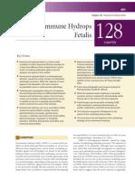 Nonimmune Hydrops Fetalis