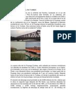 Contaminacion Del Rio Tumbes