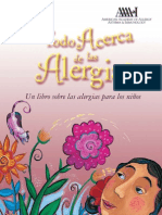 Infantil All About Allergies Spanish