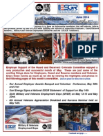 COESGR Newsletter June 2014