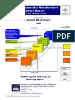 Sample Australian National Report 2006