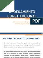 Presentación Ordenamiento Constitucional Guatemalteco Mod Ificado