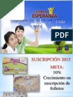 Desafios MN - MA 3° trimestre 2014