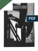 04. LANDER EDGARDO. La Politica Economic de La Izquierda Lat