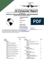 2011 February Air Travel Consumer Report