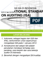 Isa Implementasi Isa Di Indonesia Rudy Suryanto