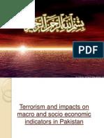 Presentation Terrorism