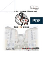 Medicine HO Guide Hosp Ampang