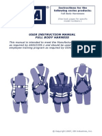 Body Harness Manual