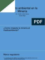 Disertacion Impacto Medio Ambiental