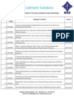 2014-15 ieee projects list for dip,ieee projects for dip,ieee projects in dip