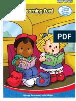 FisherPrice Learning Fun - Kindergarten II