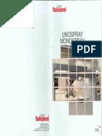 PDF-fal Monospay Unospray