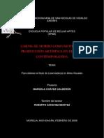 CARNEELMORBOCOMOMOTIVODEPRODUCCIONARTISTICAENELARTECONTEMPORANEO